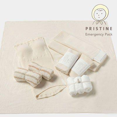 """""""もしも""""のときのための""""やさしい防災セット"""" プリスティン、「Emergency Pack」予約販売開始 防災の日に向けて、緊急時の女性に必要な備えを考えました。"""