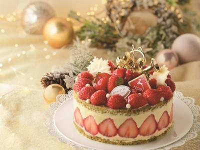 2021年 京王のクリスマスケーキ