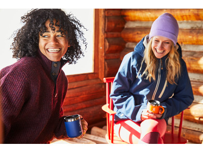 【Hydro Flask(R) 新作】ベストセラー商品・Food JarとCoffee Mugに、新作と新色が登場。秋冬のレジャーにもおススメです!