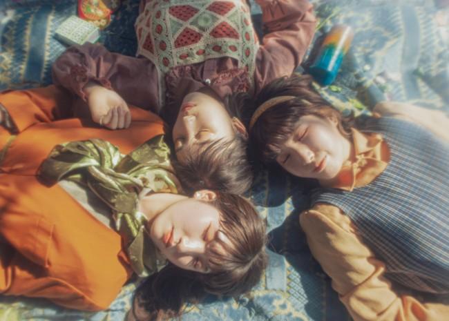 """平均年齢18 歳のガールズバンド """" Conton Candy""""が「ロングスカートは靡いて」をリリース。"""