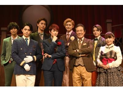 七海ひろきが宝塚退団後初の主演舞台 『RED&BEAR~クィーンサンシャイン号殺人事件~』が開幕…2月2日(日)まで上演中!