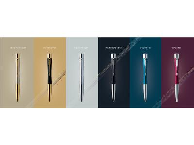 高級筆記具ブランド「パーカー」とコラボレートした「ネームペン・パーカー エアフロー」カラーリングを一新して発売