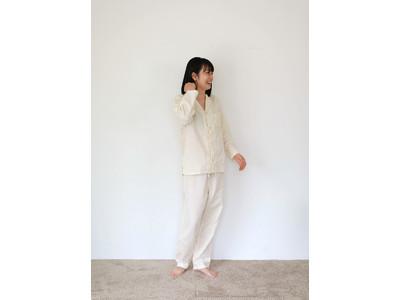 安心の眠りのために。ガーゼ服専門店aoから【抗ウイルス】のガーゼ素材の寝具が各種登場。