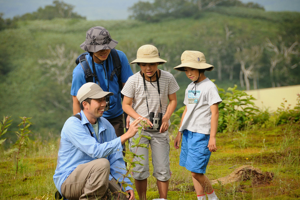 ニセコの生態系を守り、自然との共生を目指しエキノコックス駆除活動を実施