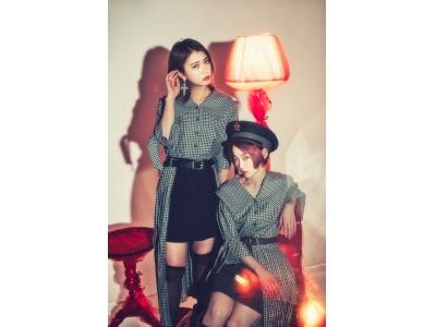 川後陽菜プロデュースのファッションブランド『M1nuit Tokyo』(ミニュイ トーキョー)スタート