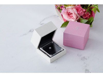 プロポーズはダイヤモンドでする時代