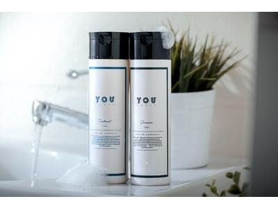 「すべてのくせ毛を救いたい」天パの毛髪診断士が想いを込めたくせ毛の為のヘアケアブランド「YOU TOKYO」髪質に合わせたパーソナライズシャンプー・トリートメント12月1日より販売開始!
