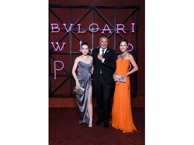 ブルガリが新作ハイジュエリーコレクション「ワイルドポップ/WILD POP」を発表
