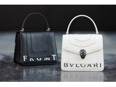 藤原ヒロシの革命的なヴィジョンによるカプセルコレクション, BVLGARI X FRGMTが登場