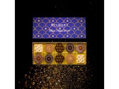 ブルガリ イル・チョコラート、クリスマス限定商品「ナターレ・ボックス 2019」と「パネットーネ」発売