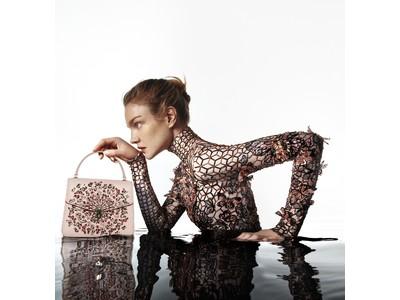 ナタリア・ヴォディアノヴァが魅せる新作「MARY KATRANTZOU X BVLGARI」コレクション
