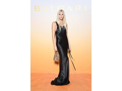 ミラノファッションウィークにてブルガリ2022年春夏アクセサリーコレクションを発表