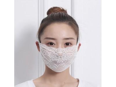 【見た目重視!】上品で超セクシー 「LACE MASK / レースマスク」販売開始!