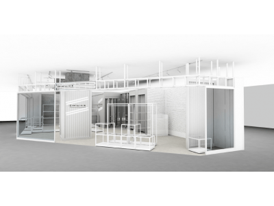 Laforet HARAJUKU 2F CONTAINER POP UP SHOP Information