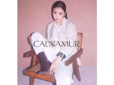 藤田ニコルがディレクションするブランド「カルナムール(CALNAMUR)」 初となる POP UP SHOPをラフォーレ原宿で開催