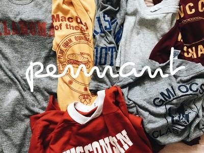 """『30歳から古着、始めてみませんか?』ウェディングプロデュース会社から古着屋""""pennant""""が誕生8月15日OPEN!"""