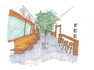 2月9日(土)、デービッドオットージュース京都店が、場所も新たにリニューアルオープン!京都店オリジナルのドリンクやフードメニューが充実!