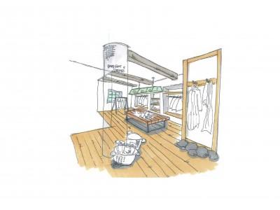 BAREFOOT DREAMS が Ron Herman二子玉川店、京都店にてSHOP IN SHOP をオープン!