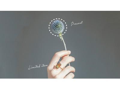 ARTIDA OUD 1周年限定ジュエリー発売
