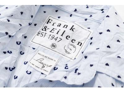祝10周年!LA発シャツブランドFrank&Eileenより、10年分の歴代アーカイブから人気のシャツを復刻した「10 YEAR HERITAGE COLLECTION」が新登場!