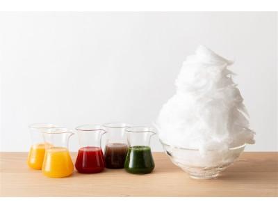 AKOMEYA TOKYO「日光 四代目徳次郎 天然氷のカキ氷」登場!