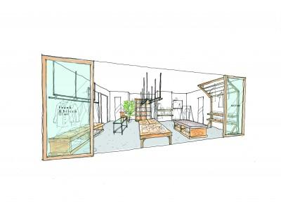 2020年2月1日(土)、Frank&Eileenのリミテッドストアが日本橋高島屋にオープン!