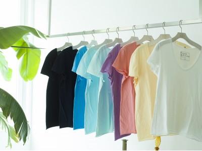2020年3月中旬、Frank&Eileenのカットソーライン<teelab>からカラフルTシャツが10色登場。千駄ヶ谷店限定で全色オールラインナップ!