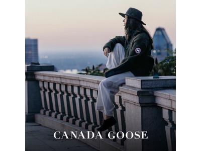 2020年9月26日(土)よりカナダグース新作ハイパイルフリースコレクションの発売がスタート