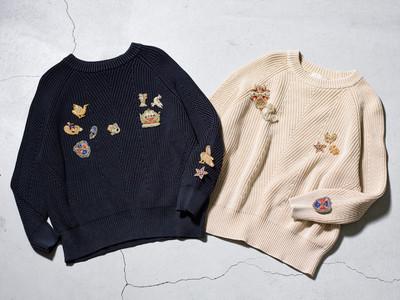 DEMYLEE二子玉川店にて、カスタムニットイベント「Creation your special knit!」を開催