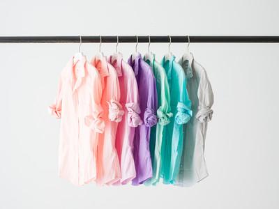 フランク&アイリーンのオンラインショップ限定ハート刺繍シャツが3月1日より販売スタート