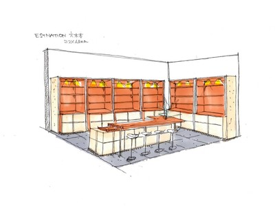 エストネーション六本木ヒルズ店コスメティックコーナーがリニューアル