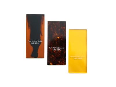 【アガット】久慈の琥珀の温もりある新作ジュエリー発売