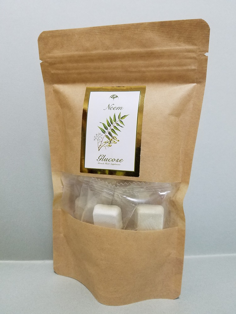 「ニームパウダー入りぶどう糖サプリメント」楽天スーパーSALEにて大幅値引き販売!! 画像