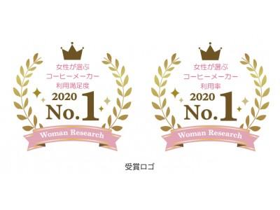 女性が選ぶコーヒーメーカーランキング 満足度第1位(部門別)は「アイリスオーヤマ」、「サーモス」、「ネスプレッソ」が受賞