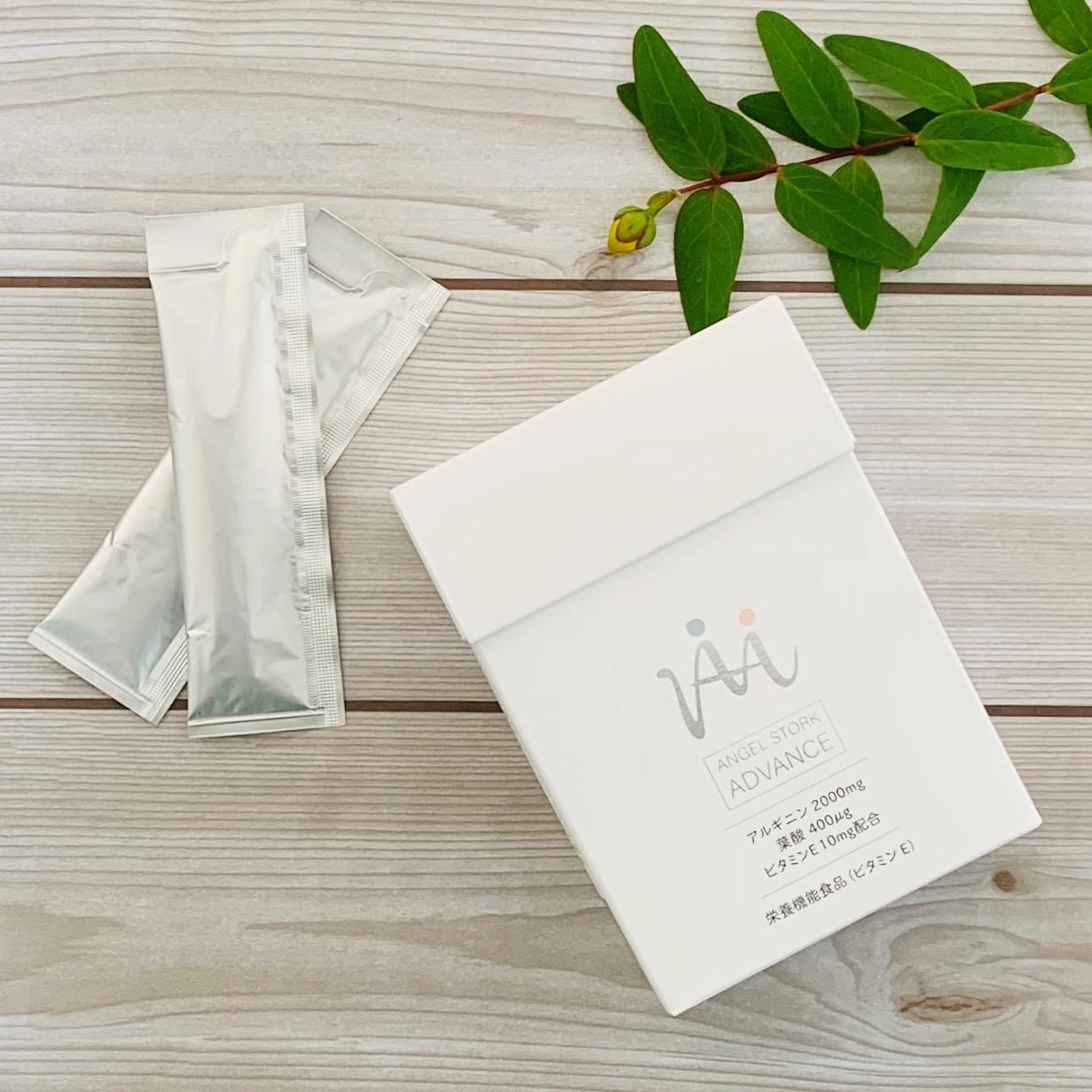 本格的な妊活をサポートするアルギニン・葉酸サプリメント「エンゼルストークADVANCE」を新発売