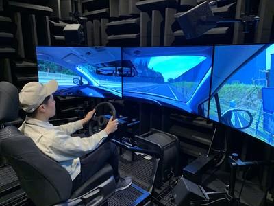 林テレンプ独自開発の車両音響シミュレーターを用いた新サービスを開始 試乗会のバーチャル化や、車内走行音データライブラリの提供など