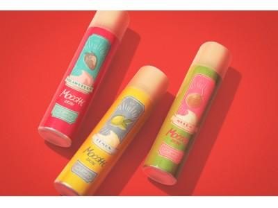 【レトロ×可愛い(ハート)♪】最旬POPな吸着泡洗顔フルーツシリーズが【期間限定】で新登場!