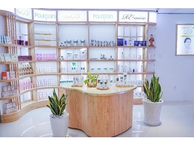 ベトナム・ホーチミンにて日本製化粧品・健康食品のオフラインショップ【CO2ショールーム】が2021年5月17日にオープン!