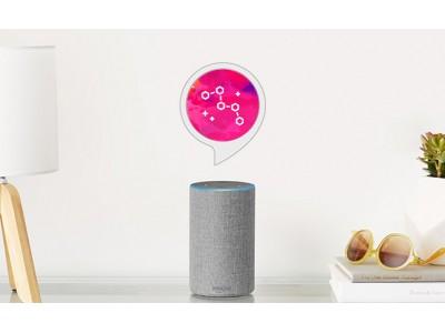 「Amazon Alexa」搭載スマートスピーカー向け占いスキル「今日のひとこと占い」を提供開始