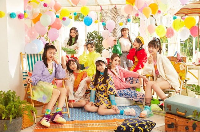 Girls² スペシャルイベント in 那須ハイランドパーク『Girls² PARK 2021 SUMMER』開催のお知...