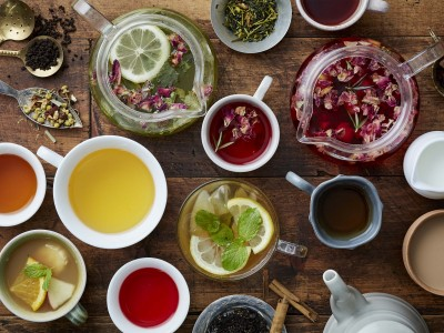 【Afternoon Tea TEAROOM】今年も11/1に「TEA DAY」開催!岡山県でアフタヌーンティーの紅茶農園をスタート