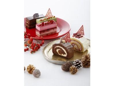 【パティスリー キハチ】1名から楽しめるサイズのクリスマスケーキを発売!黒と白のブッシュドノエルなど小さなサイズでも上質なクリスマスケーキ5 種
