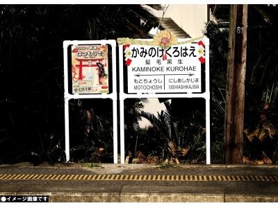 昨年メディアなどで大変話題になった、銚子電鉄 髪毛黒生駅(かみのけくろはえ)の存続が決定