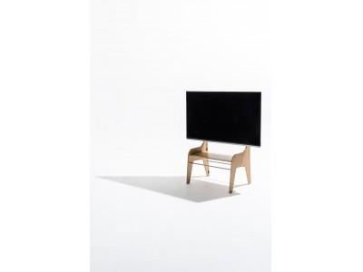 新デザインのプライウッド製テレビスタンドを発売 - ザイトガイスト(株)