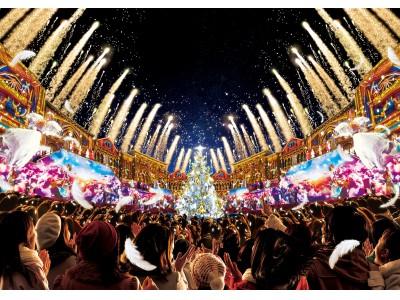 """300万人*1が涙した""""世界最高※2""""のクリスマス・ライブショー『天使のくれた奇跡』シリーズが10年目の今年、ついにグランドフィナーレ 2018年11月9日(金) 開幕"""