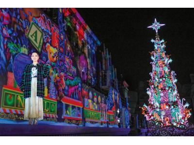 ユニバーサル・スタジオ・ジャパンに西野カナさんがサプライズ登場!! ベストアルバム「Love Collection 2 ~pink~/~mint~」発売日に一夜限りのスペシャルライブを開催