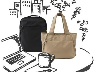 バッグメーカー「エース」と初の共同開発2/2(火)PC の持ち運びに便利な多機能バッグ新発売!