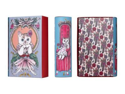 「ワタシプラスギフトセレクション」でヒグチユウコデザインBOXに出会える! クリスマスギフトを11/15から数量限定発売