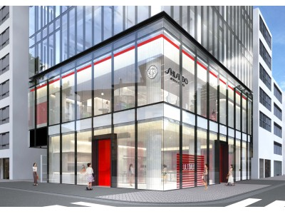 資生堂のグローバルプレステージブランド「SHISEIDO」 初のブランド旗艦店を2020年4月に東京・銀座にグランドオープン