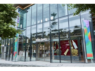 資生堂、国内外ミレニアル世代に向けた原宿の直営店 「Beauty Square (資生堂ビューティ・スクエア)」6月18日(木)オープン